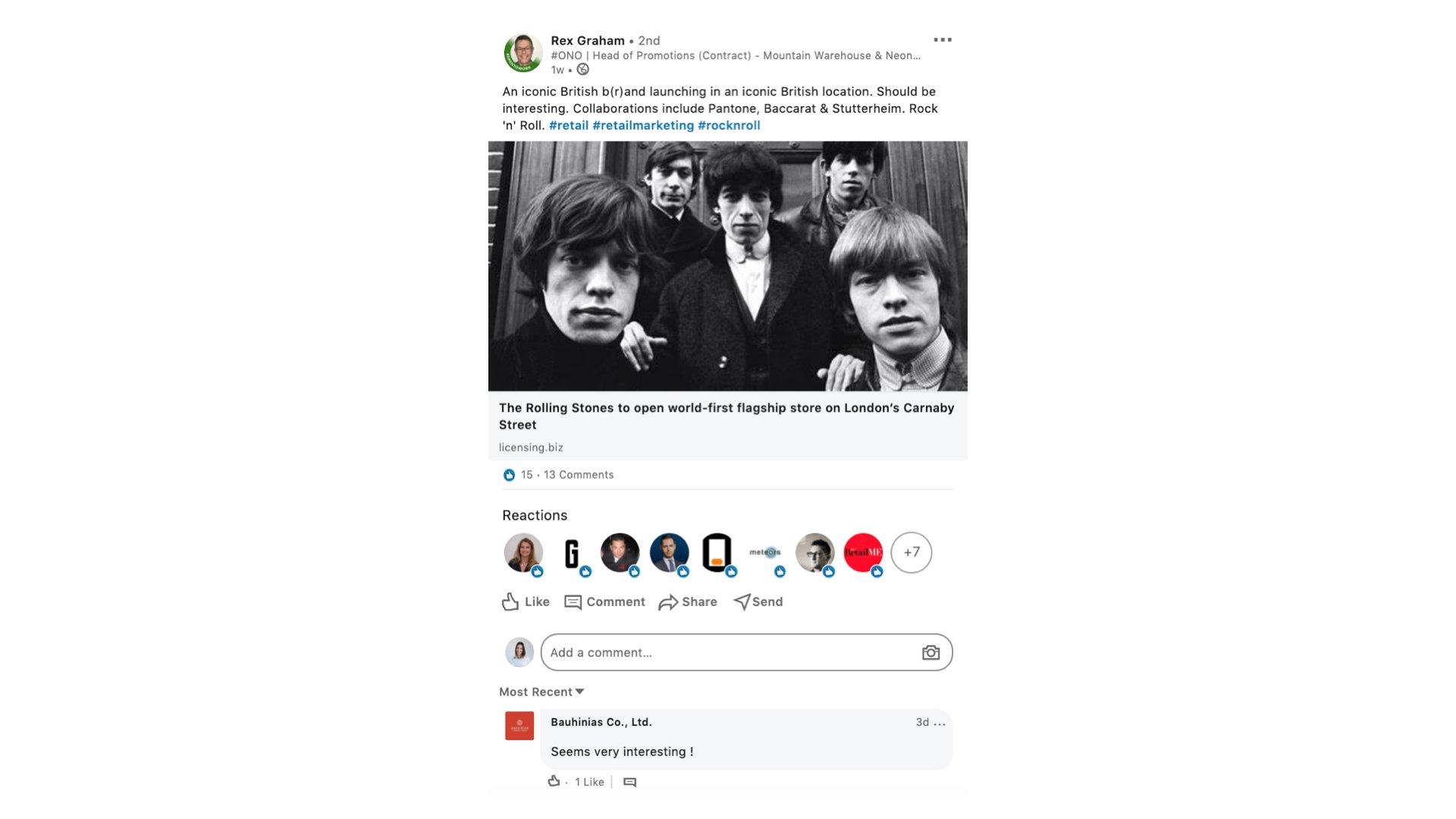 Rolling Stones Brand