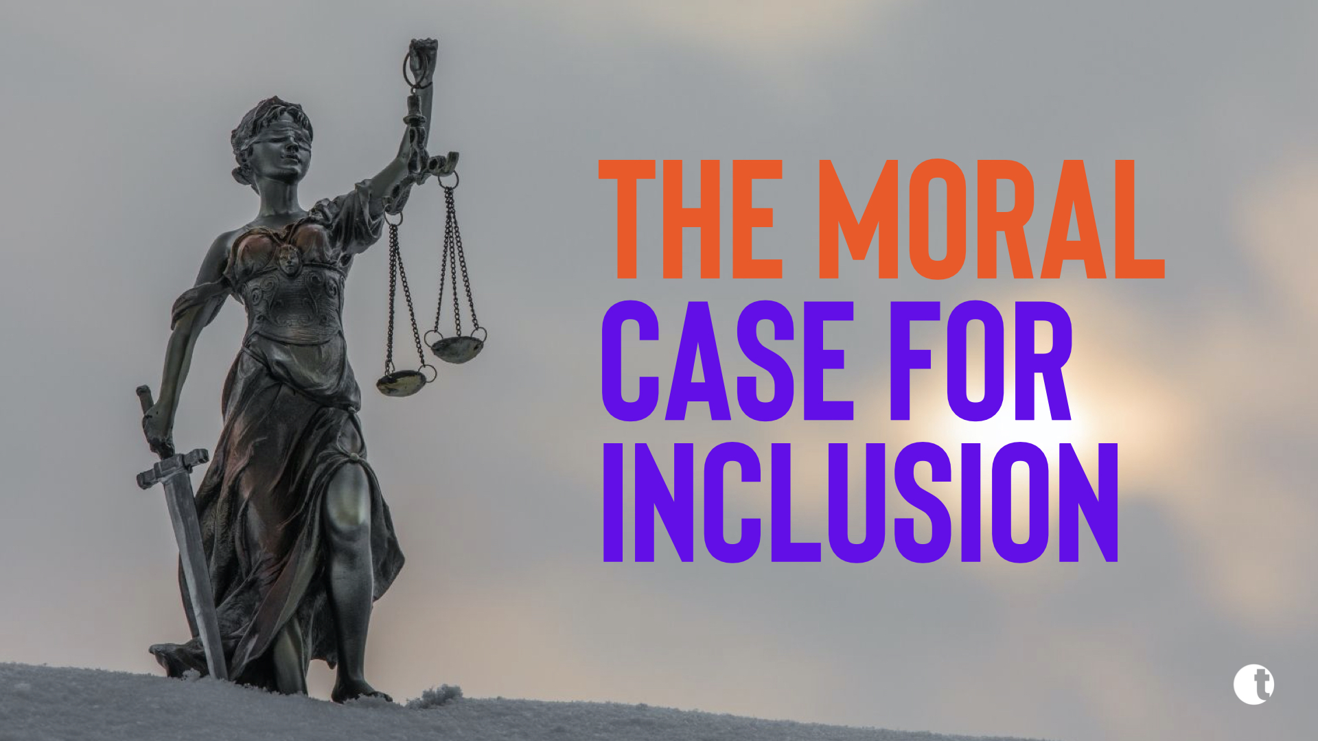 The moral case for inclusion